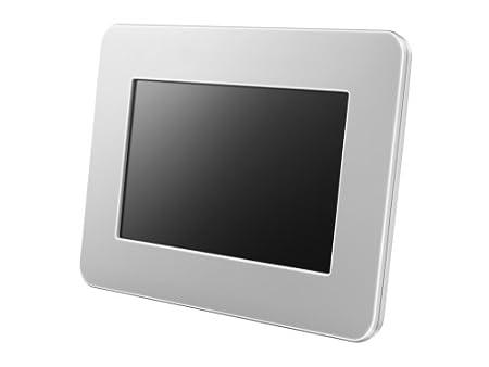 Samsung SPF-71E White - Marco digital (17,78 cm (7), 480 x 234 Pixeles, LCD, 120 MB, SD, USB 2.0) Color blanco: Amazon.es: Electrónica