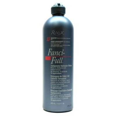 Roux 33 wildfire fanci ful temporary hair color rinse 15.2 floor. Oz.