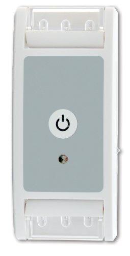 (Rite Lite LPL1055 3-in-1 Rechargeable LED Night Light/Flashlight/Emergency Light, White)