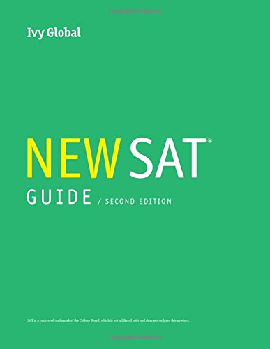 Ivy Global's New SAT Guide, 2nd Edition