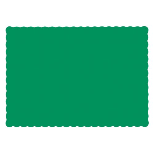 - Hoffmaster 310526 Paper Placemat, 13-1/2