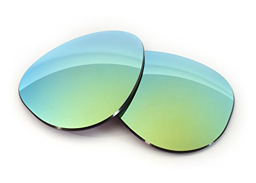 FUSE Lenses for Ray-Ban RB8313 (61mm) Fusion Mirror Tint Lenses