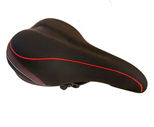 ShreNik Mountain Bike Bicycle Cycle Saddle/Seat in Black&Red Color Price & Reviews
