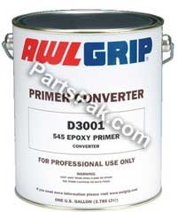 Awlgrip 545 Epoxy Primer Converter Gallon, - Epoxy 545 Primer