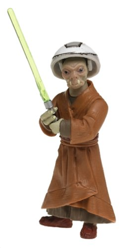 Attack of the Clones Hasbro Star Wars 84970 Ashla /& Jempa Jedi Padawans Action Figure