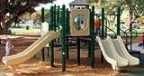 Sports Play 911-228B Lauren Modular Playground
