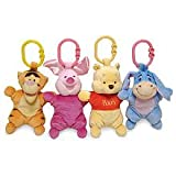 Winnie the Pooh Attachable Mini Plush Toy (Styles Vary)