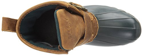 Sperry Top-Sider Womens Rip Water Boot Green/Tan