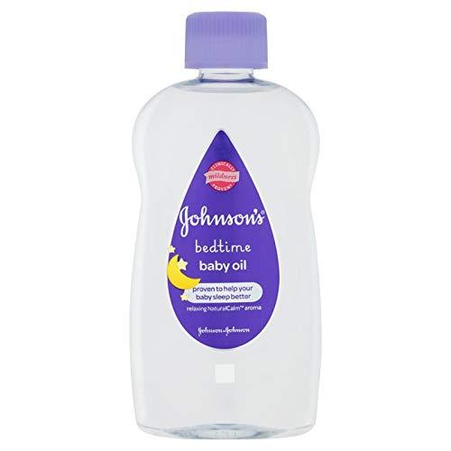 """3er Pack - Johnson's Babyöl""""Bedtime"""" - 300 ml"""