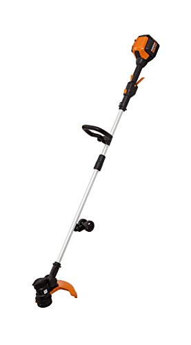 WORX WG191 56V 13' Cordless String Trimmer & Edger with Quick 90 Min Battery Charger