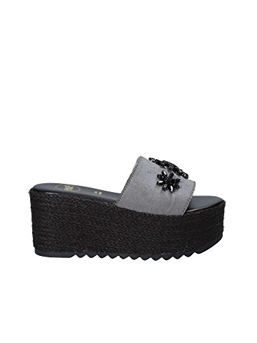 Exe Sandalias Negro 36 G47008347a13 Mujeres qBr4wfHxq