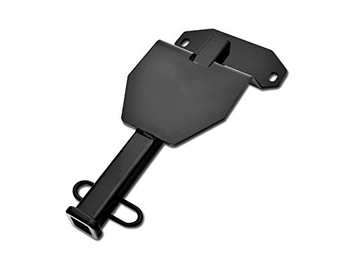 2010-2015 CHEVROLET CAMARO CONVERTIBLE, EXCEPT GROUND EFFECTS CLASS 1 TRAILER HITCH - BLACK