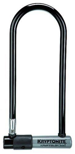 Kryptonite Kryptolok Series 2 LS Bicycle U-Lock (4-Inch x 11.5-Inch)