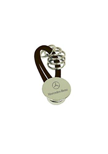 Mercedes Dome Valet Key Ring