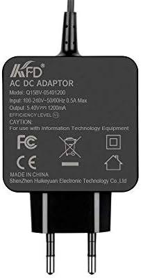 KFD 5.4V Adaptador de Corriente Cargador para Afeitadora Panasonic ...