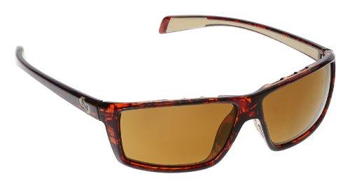 Native Eyewear Sidecar Polarized Sunglasses, Bronze Reflex, Maple - Native Sunglasses Polarized
