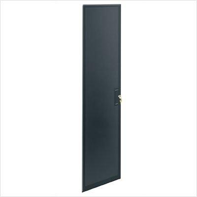 MRK Series Solid Front Door Rack Height: 64.75