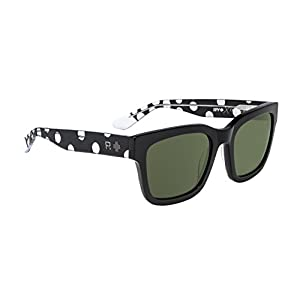 Spy Optic Trancas Richer Poorer 2015 Collection Sunglasses, Gray Green, One Size