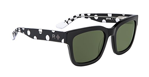Spy Optic Trancas Richer Poorer 2015 Collection Sunglasses, Gray Green, One - Sunglasses 2015 For