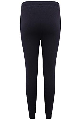 Hype Outline Damen Leggings - schwarz/weiß