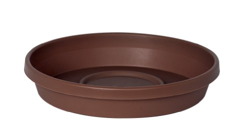 Fiskars TerraTray TerraPot Planter Chocolate