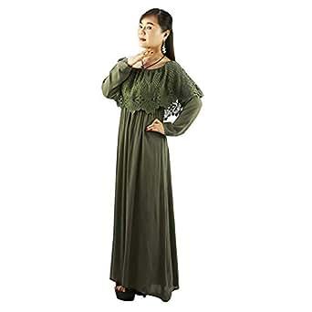 JOJO Casual Layered Dress For Girls