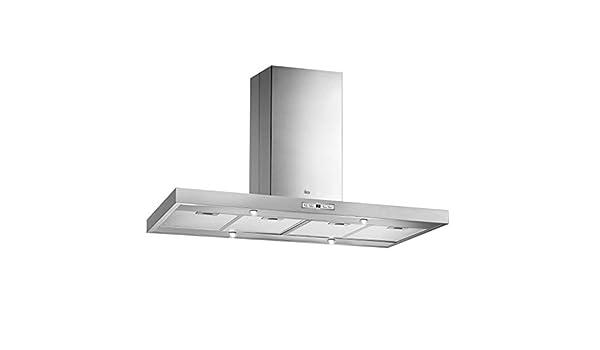 Teka DH2 ISLA 1285 INOX 796 m³/h De pared Acero inoxidable A - Campana (796 m³/h, Canalizado/Recirculación, A, A, C, 52 dB): 618.24: Amazon.es: Bricolaje y herramientas