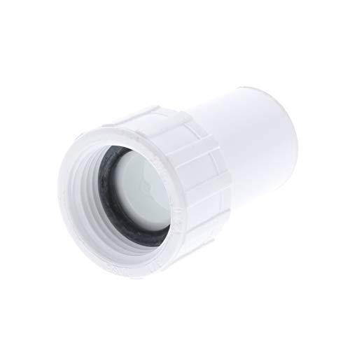 Drip Depot Schedule 40 PVC FHT Swivel x Socket/Spigot Adapter - Thread Size : 3/4