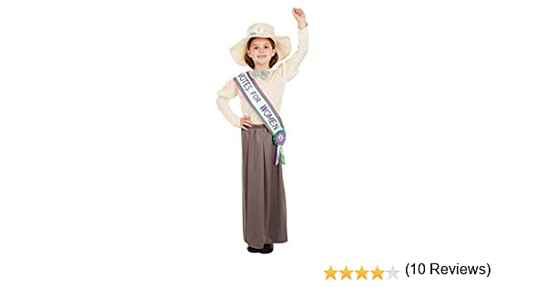 Fun Shack- Girls Historical Costumes Disfraz del Día Mundial del ...