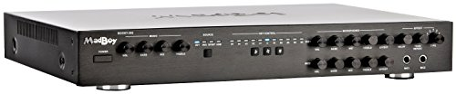 MADBOY BOOST-202 DIGITAL KARAOKE MIXING AMPLIFIER WITH DIGITAL AUDIO INTERFACES