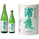 夏の生酒 浦霞 純米生酒1800ml