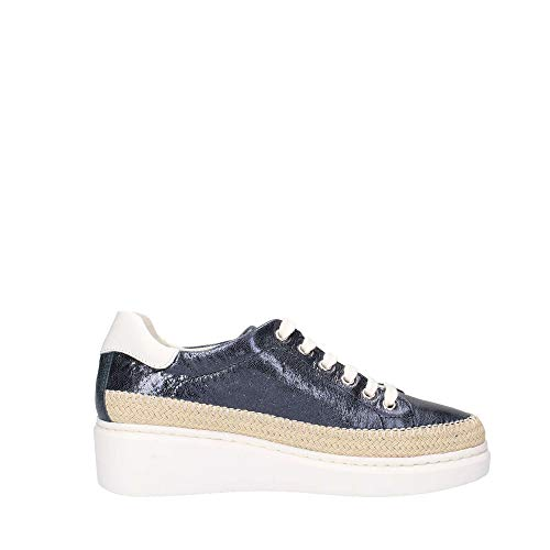 Iv0741 gw Cinzia Soft Sneakers Blu Donna 5B161xnS