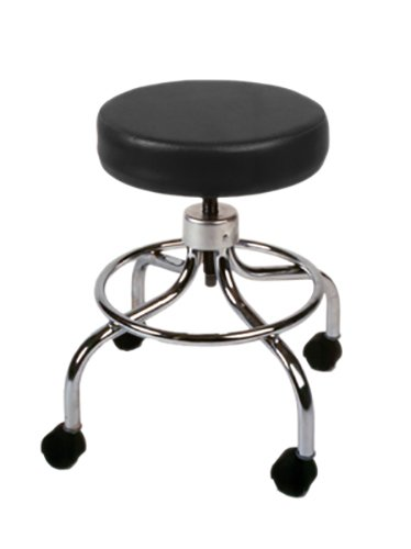- Adjustable Height Mechanical Mobile Stool