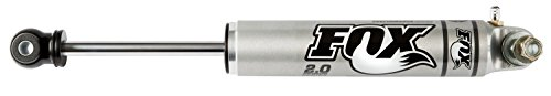 Fox 2.0 Performance Steering Stabilizer 2008-2016 Ford F-550 Super Duty 4WD