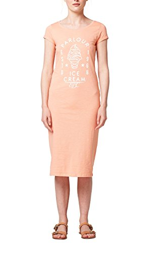 Orange Salmon by Femme edc Esprit 860 Robe xwOS4PqU4