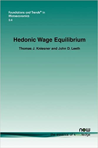 Book Hedonic Wage Equilibrium: Theory, Evidence and Policy (Foundations and Trends(r) in Microeconomics)