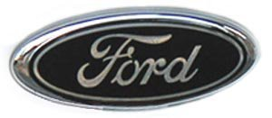 (98-2011 Ford Crown Victoria P71 Police Car Front Honey Comb Grille Emblem New!!)
