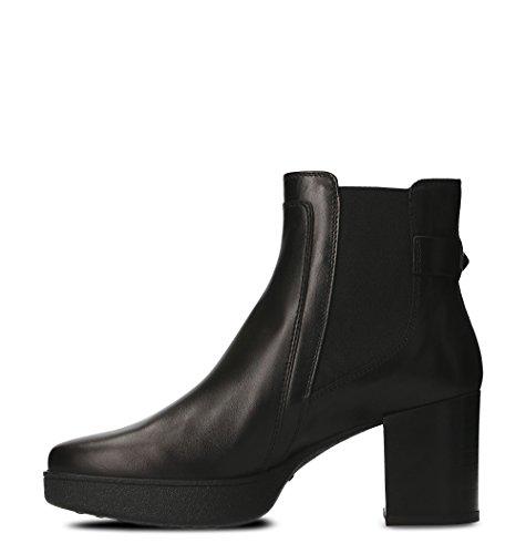 Tod's Xxw40a0u700gocb999 Femme Cuir Bottines Noir x1Sq4v