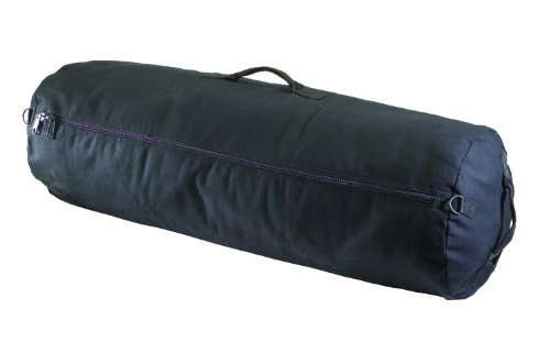 Equipment Travel Bag - Texsport Zipper Canvas Duffle Duffel Roll Travel Sports Equipment Bag