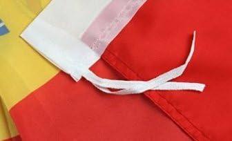 Bandera de España en Poliéster de 150 cm x 90 cm (5 x 3) Fútbol ...