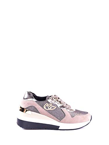 19 2018 Byblos Italy Inverno Articolo 687281 Nuova Blu In Made Scarpa Collezione Tortora Sneaker wpfqWWc71