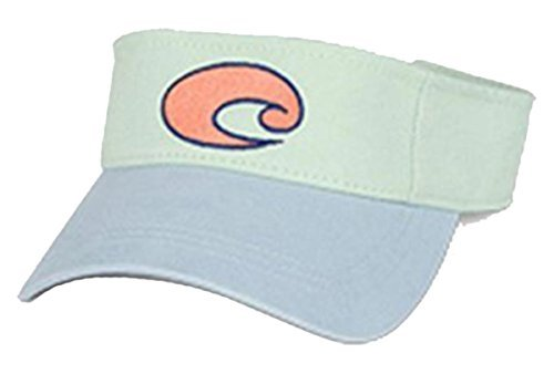Costa Cotton Visor Carolina Blue OS ()