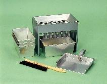 Sample Splitter - H-3980-6.8 kg (15 lbs.) - Jones Type Sample Splitter - Each