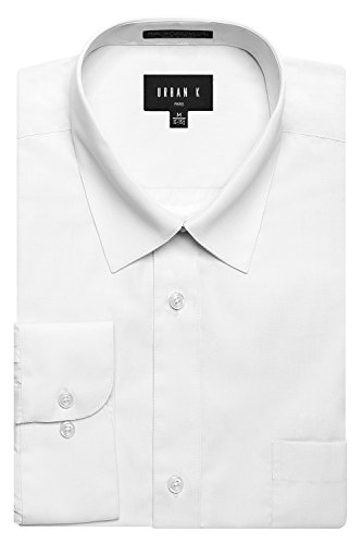 3xl white dress shirt - 4
