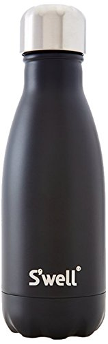 S'well Vacuum Insulated Stainless Steel Water Bottle, Double Wall, 9 oz, London Chimney