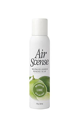 Air Scense Natural Air Freshener, Lime, 7 Ounce