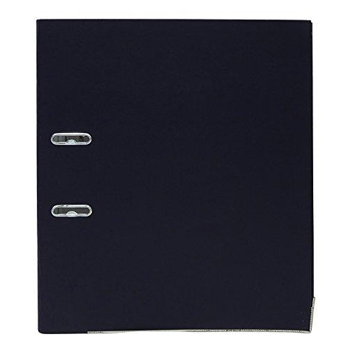 SAYA Black Lever Arch File Document FS A4 Size Paper Orga...