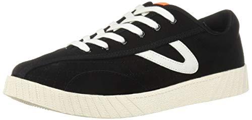 Tretorn Men's NYLITEXAB2 Sneaker Black 9 M US