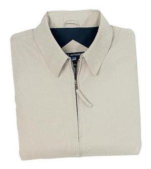 Amazon.com: Upscale Men's Lightweight Casual Microfiber Jacket ...