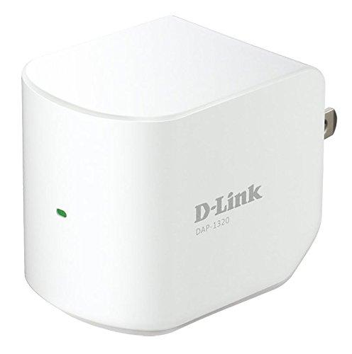 D-Link-Wireless-N-300-Mbps-Compact-Wi-Fi-Range-Extender-DAP-1320-Certified-Refurbished